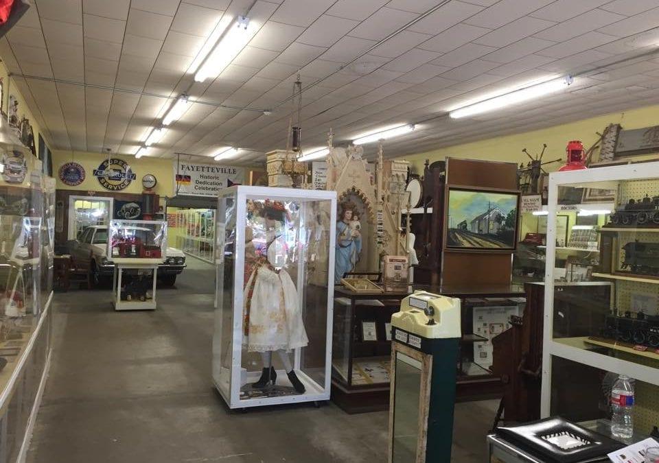 Fayetteville Area Heritage Museum