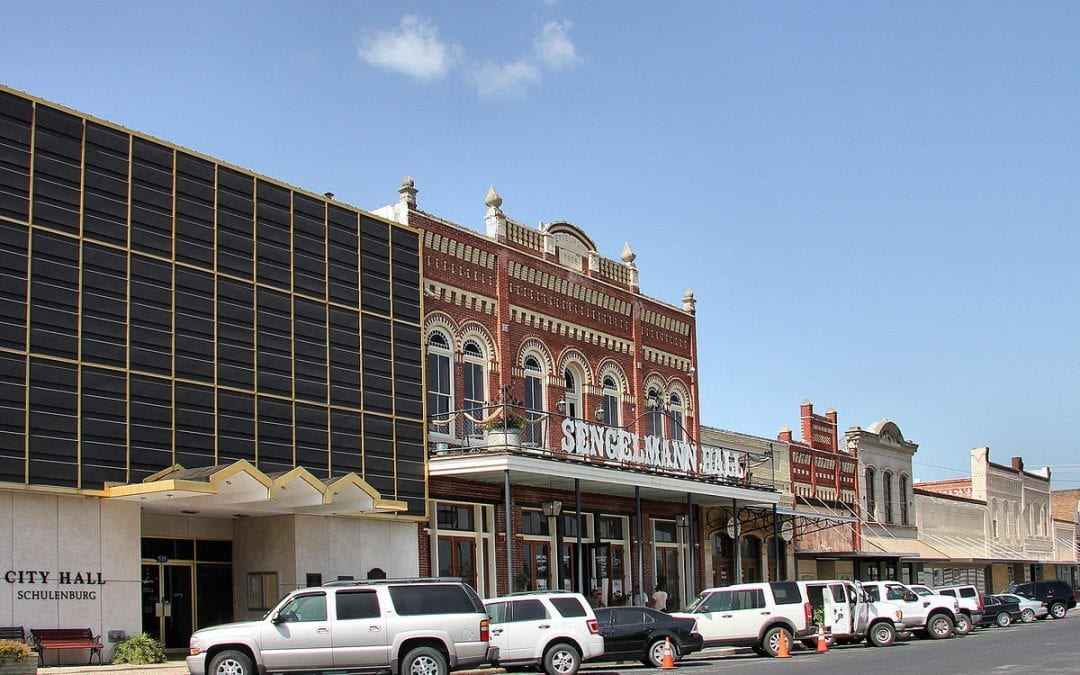 City of Schulenburg