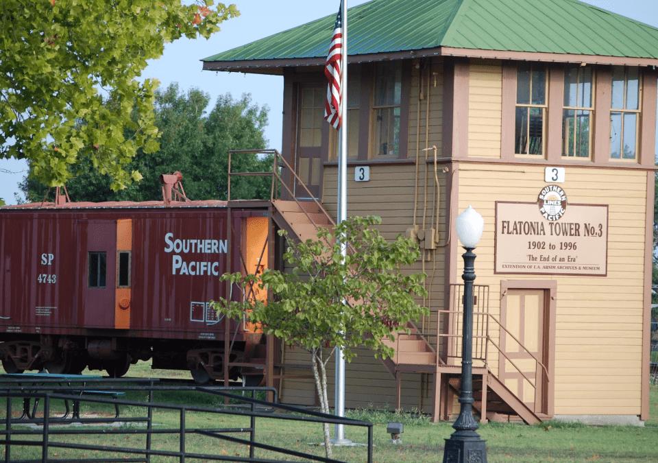 Central Texas Rail History Center