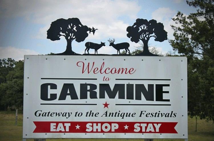 City of Carmine