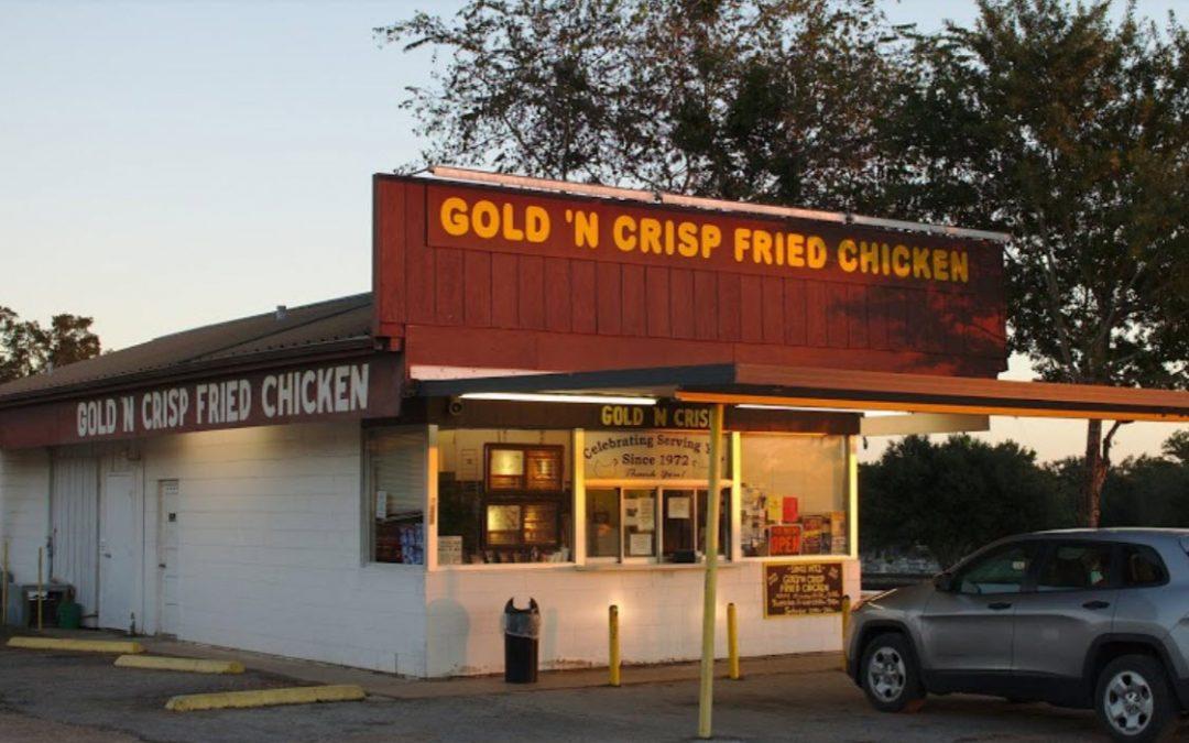 Gold N' Crisp Fried Chicken